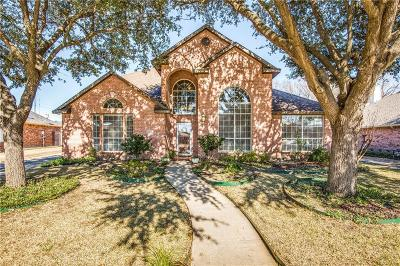 Allen Single Family Home Active Option Contract: 503 Bullingham Lane