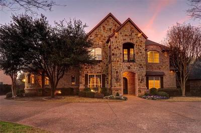 Colleyville Single Family Home For Sale: 1116 John McCain Road