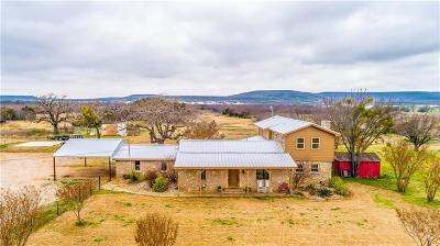 Palo Pinto Farm & Ranch For Sale: 6626 S Fm 4