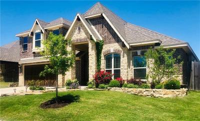 Aledo Single Family Home For Sale: 725 Paintbrush Court