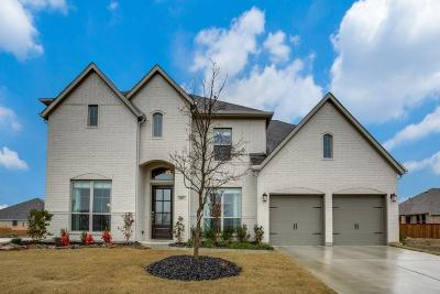 Collin County Single Family Home For Sale: 837 Glen Crossing Drive