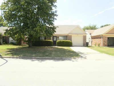 Single Family Home Active Option Contract: 3728 Huckleberry Drive