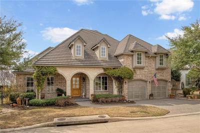 Fort Worth TX Single Family Home For Sale: $689,000