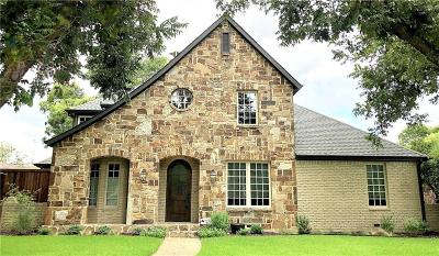 Dallas County Single Family Home For Sale: 10412 Trailcliff Drive