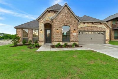 Waxahachie Single Family Home For Sale: 1562 Harrison Circle