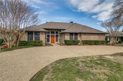 Plano Single Family Home Active Contingent: 2601 Winfield Drive
