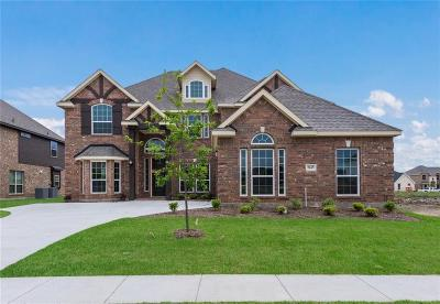 Grand Prairie Single Family Home For Sale: 2645 Grand Colonial