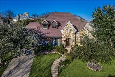 Frisco Single Family Home Active Option Contract: 5205 Southern Hills Drive