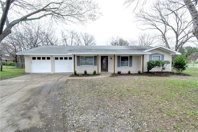 Benbrook Single Family Home For Sale: 9628 Westpark Drive