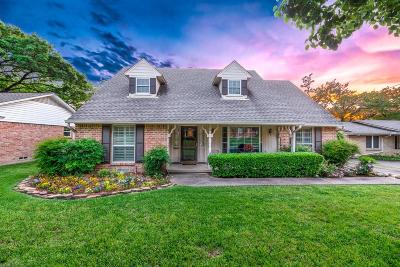 Richardson Single Family Home For Sale: 704 Cliffside Drive
