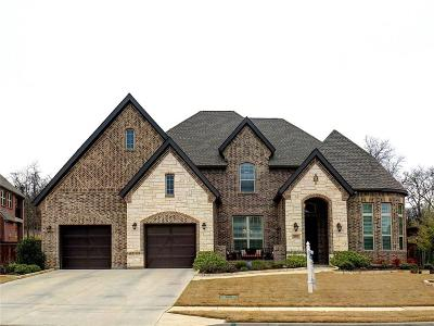 Flower Mound Single Family Home For Sale: 10924 Falling Leaf Trail