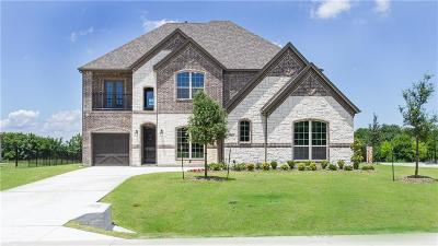 Rockwall Single Family Home For Sale: 514 Summer Oaks Drive