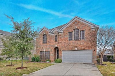 Grand Prairie Single Family Home For Sale: 5168 Finnhorse Drive