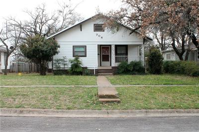 Eastland County Single Family Home For Sale: 704 E 21st Street