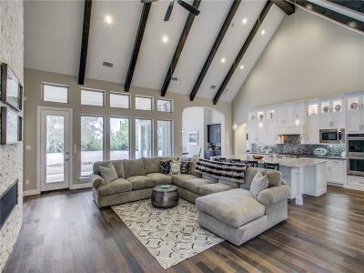 Lucas Single Family Home For Sale: 1311 Hicks Trail