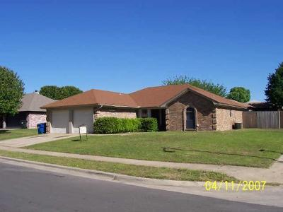 Watauga Single Family Home Active Option Contract: 6457 Fairview Drive
