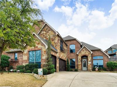 Keller Single Family Home Active Contingent: 420 Crystal Glen Drive