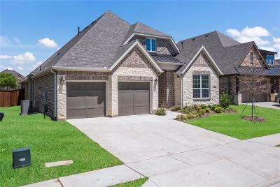 Flower Mound Single Family Home For Sale: 6205 Cupleaf Road
