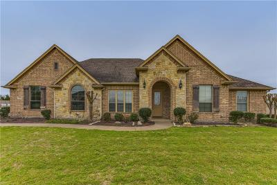 Midlothian Single Family Home Active Option Contract: 5440 Jennifer Lane