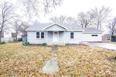 Seagoville Single Family Home For Sale: 304 Wilson Street