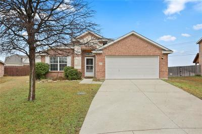 Forney Single Family Home Active Option Contract: 1027 Comfort Drive