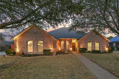 North Richland Hills Single Family Home Active Option Contract: 8352 Thornhill Drive