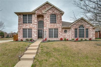 Rockwall Single Family Home For Sale: 2949 Goldenwave