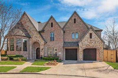 Frisco Single Family Home Active Option Contract: 11620 Seaside Lane