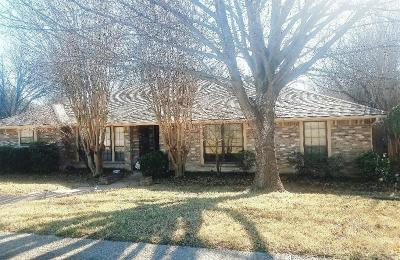 Plano Single Family Home For Sale: 3932 Bandera Drive