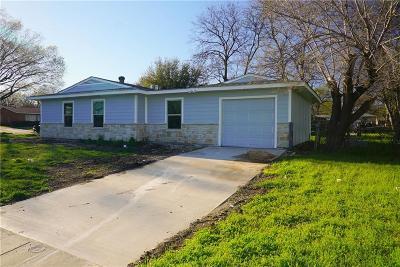 Dallas Single Family Home For Sale: 4620 Colwick Drive