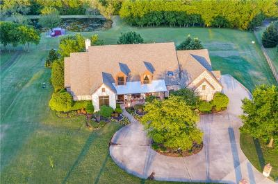 Prosper Single Family Home For Sale: 1220 Winding Creek Road
