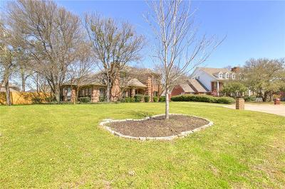 Mansfield Single Family Home For Sale: 815 Oak Shadows Court