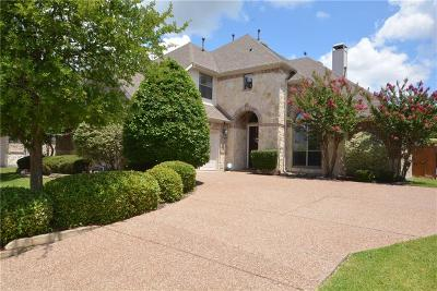 McKinney Single Family Home Active Contingent: 7201 Langmuir Drive