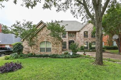 McKinney Single Family Home Active Kick Out: 2733 Brookside Lane