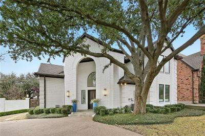 Dallas County Single Family Home For Sale: 12101 Madeleine Circle