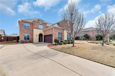 Keller Single Family Home For Sale: 1801 Imperial Springs Drive