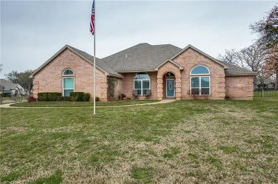 Johnson County Single Family Home Active Option Contract: 345 Ironstone Road