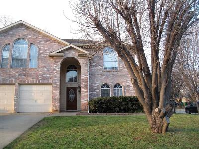 Lake Dallas Single Family Home For Sale: 311 Stately Oak Lane