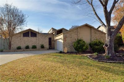 Coppell Single Family Home For Sale: 439 Brooks Lane