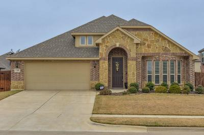 Mansfield Single Family Home For Sale: 1108 Star Grass Drive