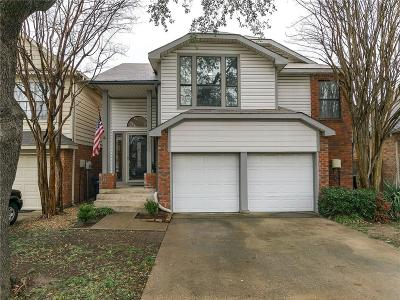 Garland Townhouse For Sale: 1703 Highgate Place