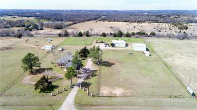 Grayson County Single Family Home For Sale: 9501 Us Highway 377