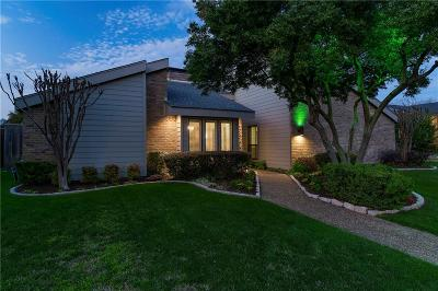 Dallas Single Family Home For Sale: 6809 Clearhaven Drive
