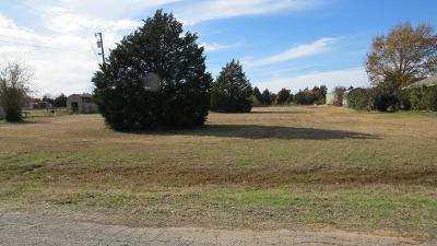 Buffalo, Fairfield, Kirvin, Oakwood, Streetman Residential Lots & Land For Sale: 14 S Ridgecrest Street