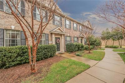 McKinney Townhouse Active Option Contract: 3044 Stone Forest Circle