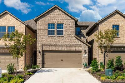 Plano Townhouse For Sale: 4537 Titus Circle