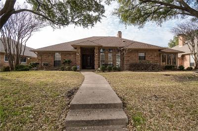 Plano Single Family Home For Sale: 3904 Cross Bend Road