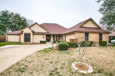 Garland Single Family Home For Sale: 3325 Greenview Drive