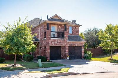 Tarrant County Single Family Home Active Option Contract: 1384 Cog Hill Drive