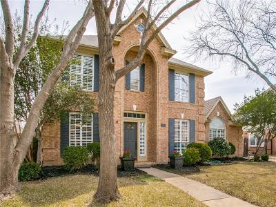Keller Single Family Home Active Option Contract: 1513 Birchmont Lane